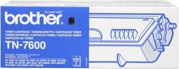 Brother Toner schwarz TN-7600 für HL 1650, 1650N, 1670N, MFC-8420, 8820, DCP-8020, 8025