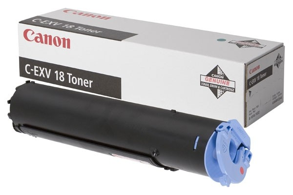 Canon C-EXV18 Toner Canon iR1018 iR1022 iR1024 iR1025 0386B002