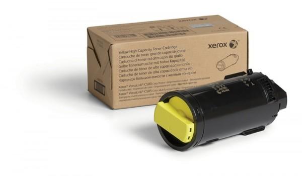 XEROX Toner yellow 106R03872 VersaLink C500 C505