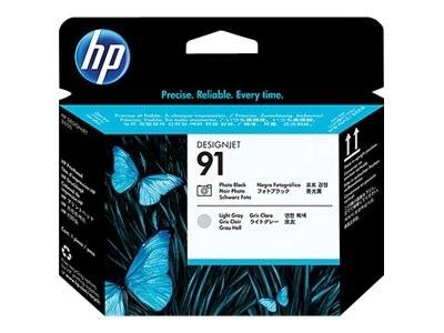HP 91 Druckkopf Foto Schwarz / Grau hell C9463A HP DesignJet Z6100 HP DesignJet Z6100ps