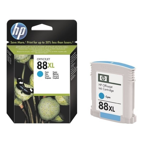 HP 88XL Tintenpatrone C9391AE cyan Office Jet Pro K550 K5300 K8600 L7500 L7700