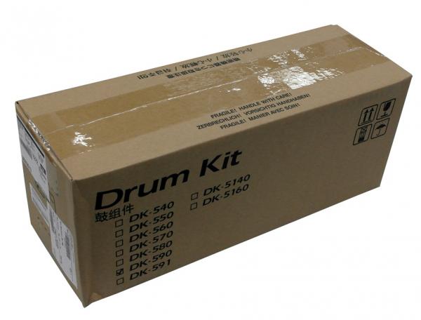 Kyocera DK-590 Drum Unit für C2026 C2126 C2526 C2626 C5250DN M6026 M6526 302KV93018
