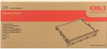 OKI Transportband 43449705 C8600 C8800 C810 C821 C830 MC851 MC860 Transferbelt