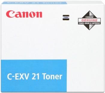 Canon C-EXV21 Toner Cyan iR-C2880 iR-C2380 iR-C3580 0453B002