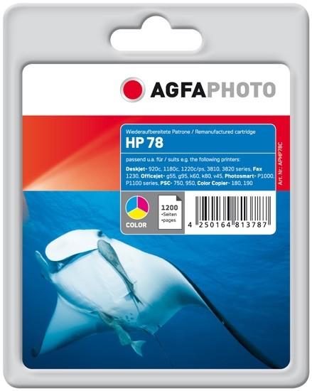 AGFAPHOTO 78 DJ970CXI Tinte Color APHP78C