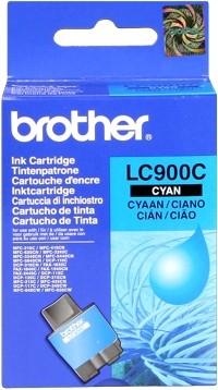 Brother Tintenpatrone Cyan LC900C MFG-3240 5440CN C5840 Fax 1835C 1840