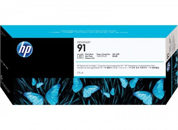 HP 91 Tinte Foto Schwarz Vivera Tinten HP DesignJet Z6100 HP DesignJet Z6100ps C9465A