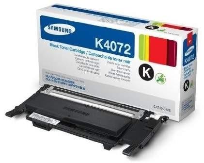 Samsung Toner Black für CLP320 CLP325 CLX3185 CLT-K4072S