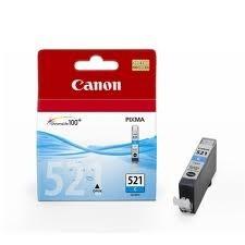 Canon CLI-521 Cyan für IP3600 iP4600 iP4700 MP540 MP560 MP620 MP980 MX860 2934B001