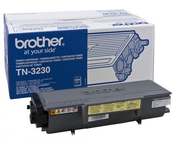 Brother TN-3230 Toner Black DCP8070D MFC8890 HL-5350 HL5380 MFC8380