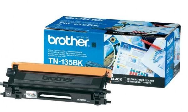 Brother TN-135BK Toner Schwarz DCP-9040CN DCP-9045CDN HL-4050CDN MFC-9440CN
