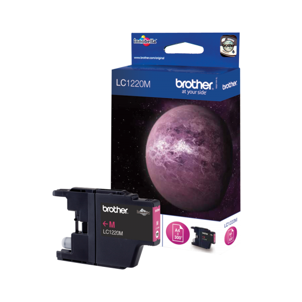 Brother Tintenpatrone Magenta LC-1220M DCP-J925DW MFC-J625DW
