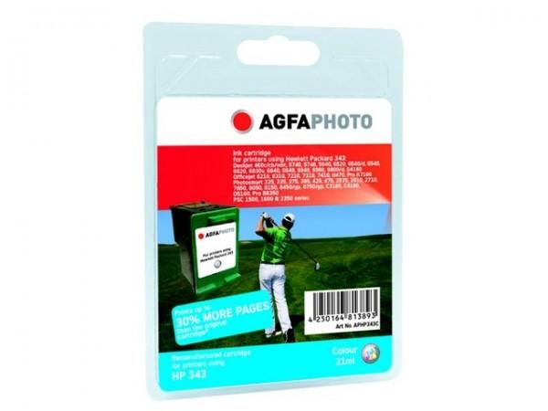 AGFAPHOTO HP343C HP DJ5740 Tinte Color