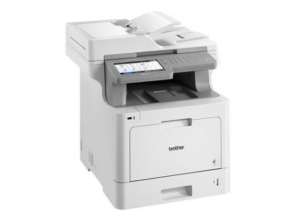 Brother MFC-L9570CDW MFP color laser 31ppm print scan copy 250Blatt Papierkassette