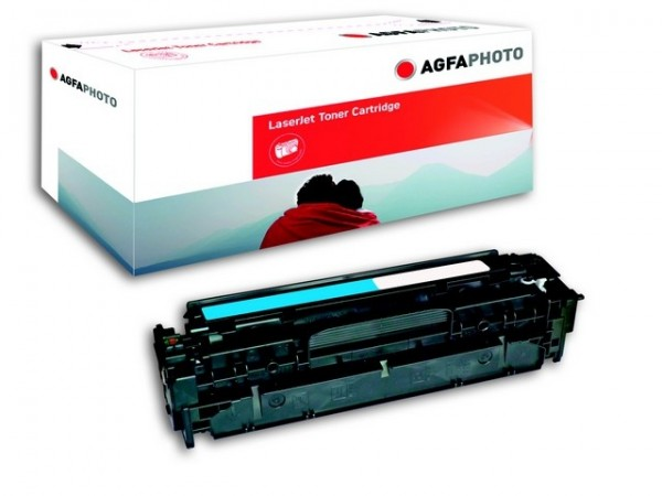 AGFAPHOTO THP531AE HP.CLJCP2025 CYA2800pages Toner Cartridge cyan