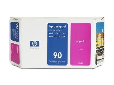 HP 90 Tinte Magenta 400ml für DesignJet 4000 4500 4020 4520