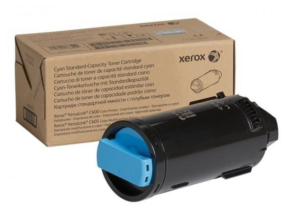 XEROX Toner cyan 106R03896 VersaLink C600 C605