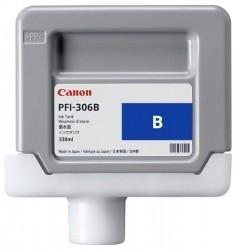 Canon PFI-306B Tinte blue 6665B001 imagePROGRAF iPF8400 iPF9400
