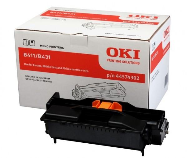 OKI 44574302 Bildtrommel B411 B412 B431 B432 MB461 MB471 MB492 MB562