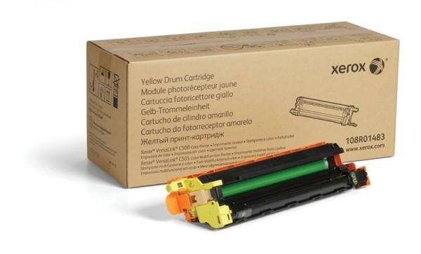 XEROX Bildtrommeleinheit yellow 108R01483 VersaLink C500 C505