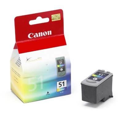 CANON CL-51 Tintenpatrone Color Pixma MP150 MP170