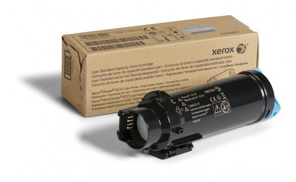 Xerox Toner cyan 106R03473 für Phaser 6510 WorkCentre 6515 1.000 Seiten