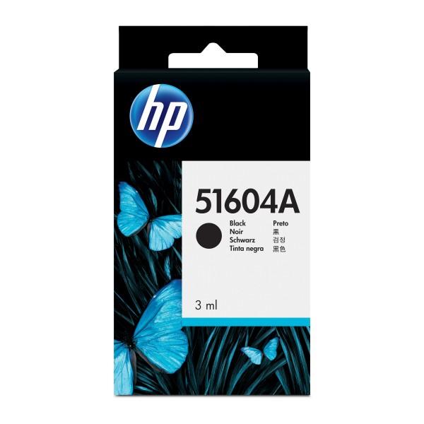 HP Tintenpatrone schwarz für HP2225 Canon BP Series 51604A