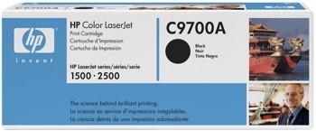 HP Druckkassette schwarz für Color LaserJet 2500 1500