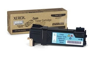 XEROX PH6125 Phaser 6125 Toner Cyan 106R01331 PH6125N