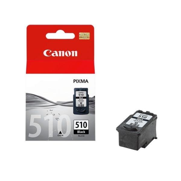 Canon PG-510 Tinte Black Pixma MP240 MP480 MP490 MX420 2970B001
