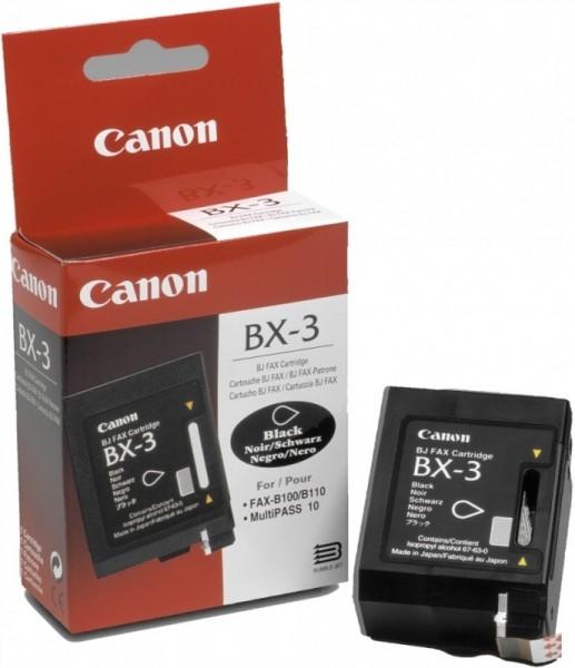 Canon Printhead Canon BX-3 FAX B100 FAX B150 0884A002