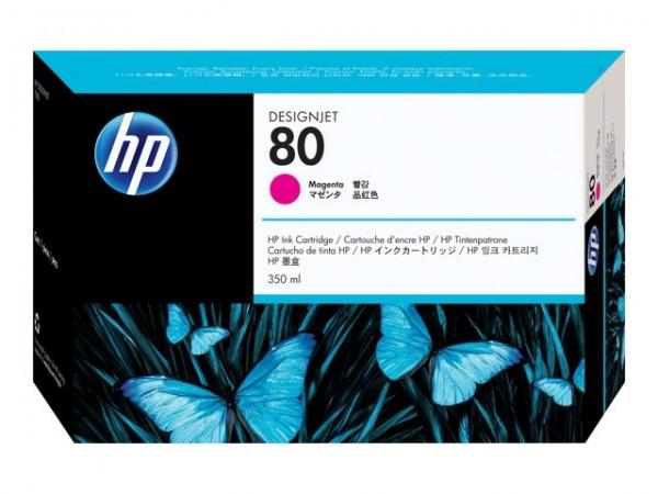 HP 80 Tinte Magenta für DesignJet 1050C 1055CM C4847A