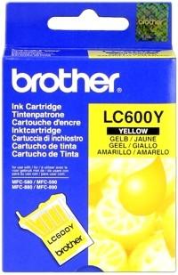 Brother Tintenpatrone gelb MFC 580 / 590 / 890