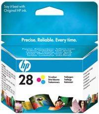HP 28 Original Tinte dreifarbig Standardkapazität 8ml C8728AE