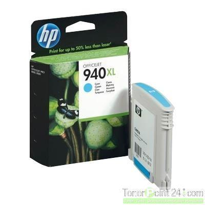 HP 940XL Tinte Cyan C4907AE für HP OfficeJet Pro 8000 8500 No940XL