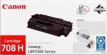 Canon 708H Toner Black Canon i-SENSYS LBP3300 LBP3360 0917B002
