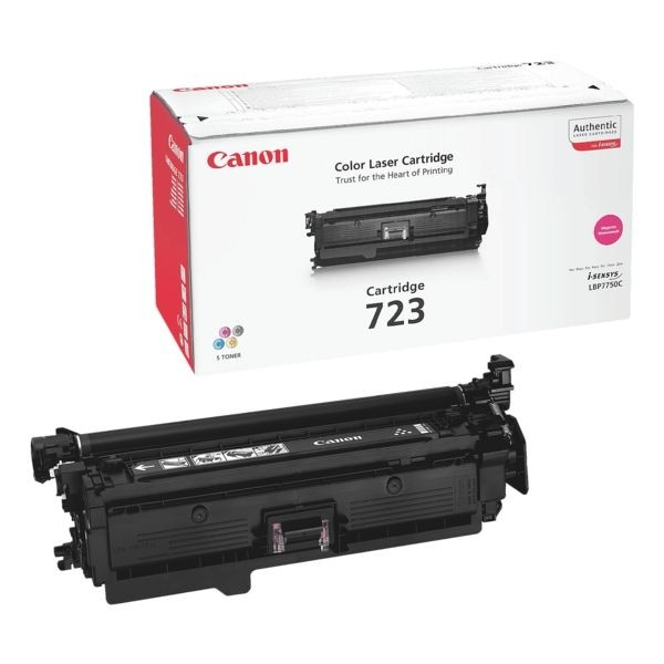 Canon 723 Toner Cartridge Magenta LBP-7750CDN 2642B002