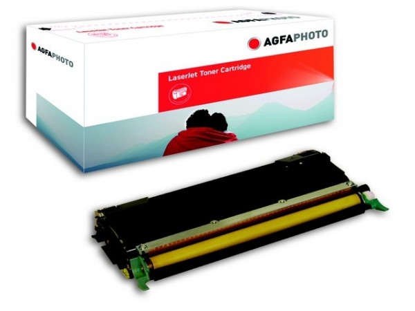 AGFAPHOTO APTL5220YE Lexmark C520 Toner 3000pages yellow