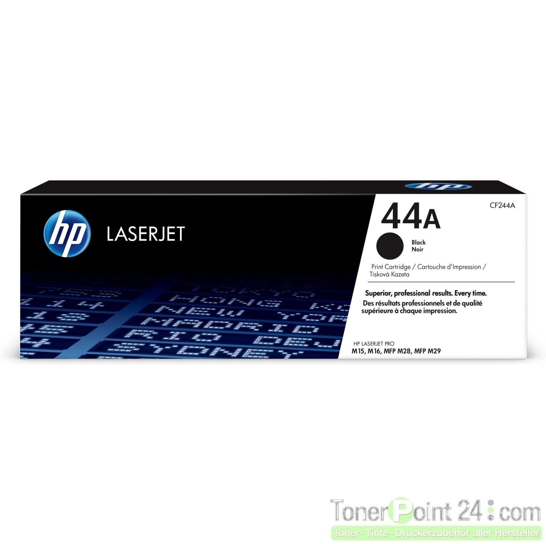 HP 44A Original Toner Black für LaserJet CF244A HP LaserJet Pro M15w