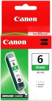 CANON BCI-6G Tinte grün i990 9900 9950 PIXMA iP8500