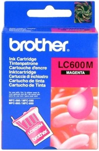 Brother Tintenpatrone maganta MFC 580 / 590 / 890