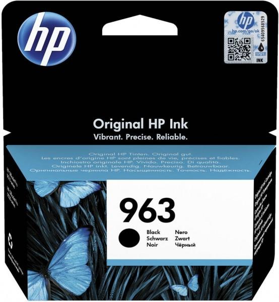 HP 963 Tintenpatrone schwarz für OfficeJet Pro 9010 9012 9014 9015 3JA26AE