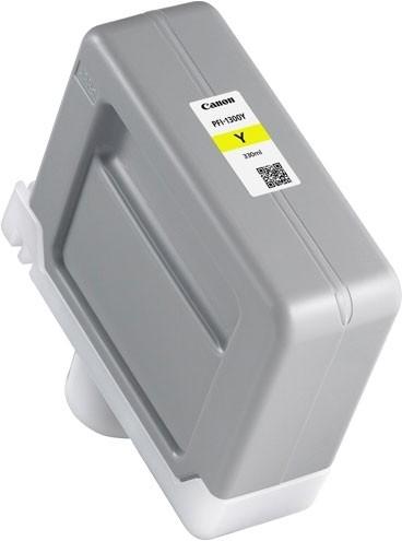 Canon PFI-1300Y Tinte Gelb für imagePROGRAF PRO-2000 PRO-4000 PRO-6000