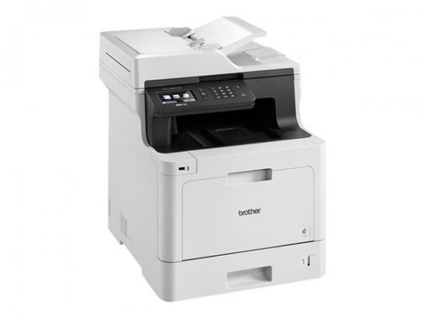 Brother MFC-L8690CDW Professioneller 4-in-1 Farblaser-Multifunktionsgerät mit Duplex & WLAN Copy