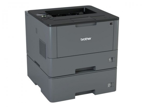Brother HL-L5100DNT A4 monochrom USB Laserdrucker 40ppm + 520 Blatt