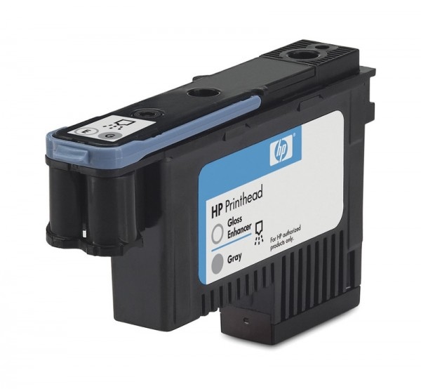 HP 70 Vivera Doppel-Druckkopf Nr. 70 gloss Enhancer