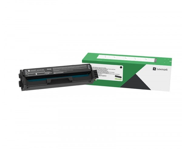 Lexmark C3220K0 Toner schwarz für C3224dw C3326dw MC3224adwe MC3224dwe MC3326adwe 1,5K