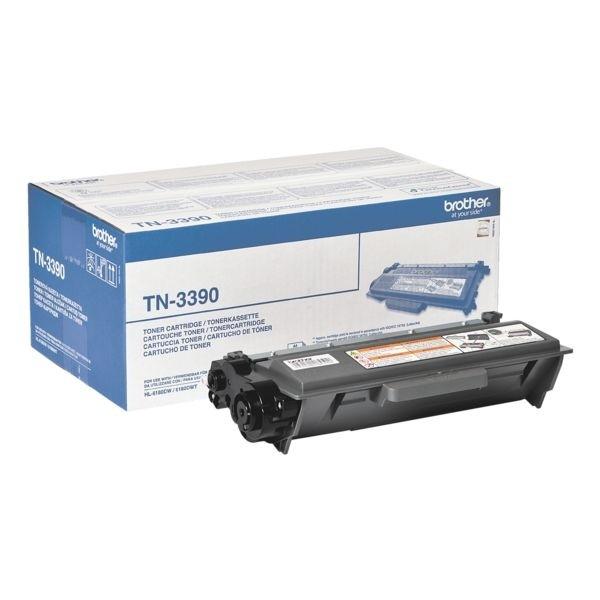 Brother TN-3390 Toner Original HL-6180 MFC-8950DW Brother MFC-8950DWT DCP-8250