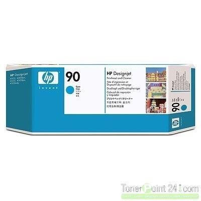 HP 90 Druckkopf Cyan C5055A DesignJet 4000 4500 4520 4020