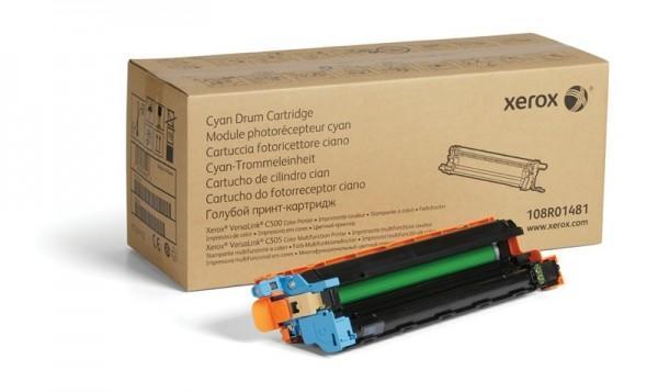 XEROX Bildtrommeleinheit cyan 108R01481 VersaLink C500 C505
